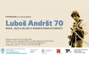 Rock, Jazz a Blues v rukách pana kytaristy