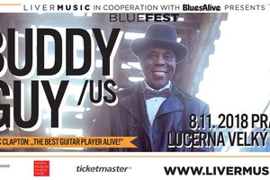 Lucerna zažije setkání bluesových králů, světového a českého