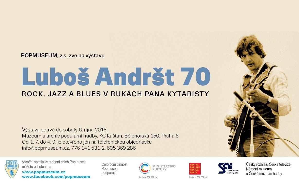 Rock, Jazz a Blues v rukách pana kytaristy